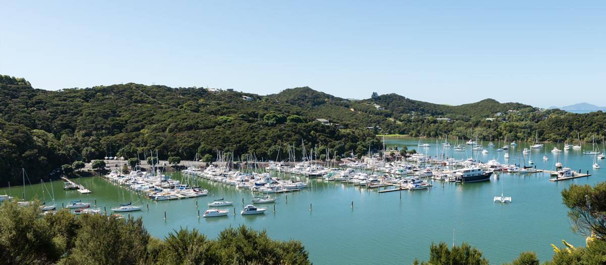 Full marina facilities
