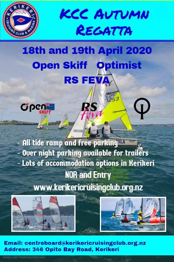 KCC Autumn Regatta 2020